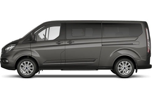 New Ford Tourneo Custom Plug-In Hybrid 555