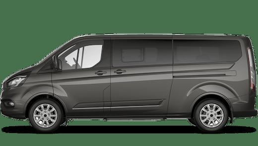 New Ford Tourneo Custom Plug-In Hybrid Brochure