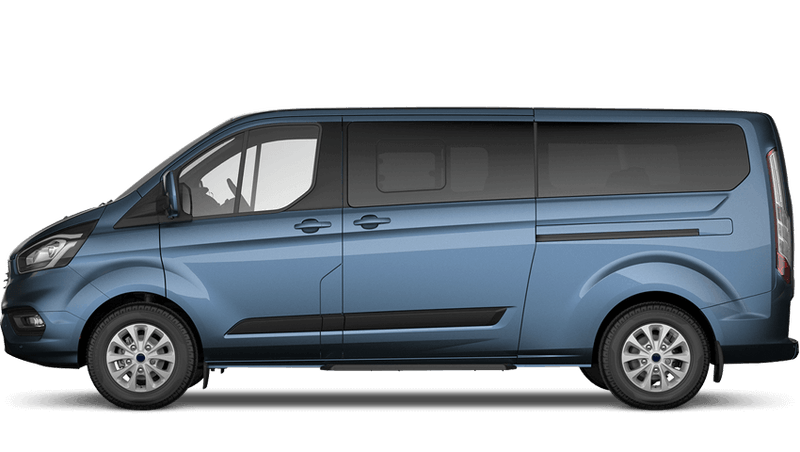Ford Tourneo Custom Zetec