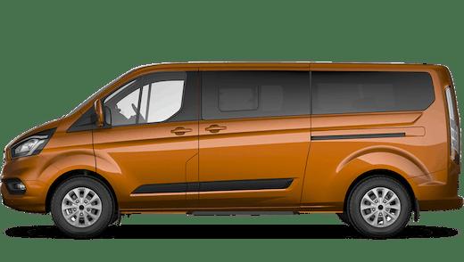 Ford Tourneo Custom Brochure