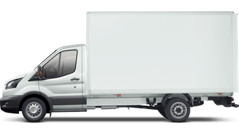 Ford Transit Chassis Cab Box