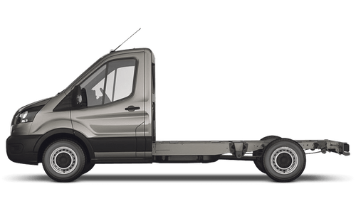 Ford Transit Chassis Cab 1686
