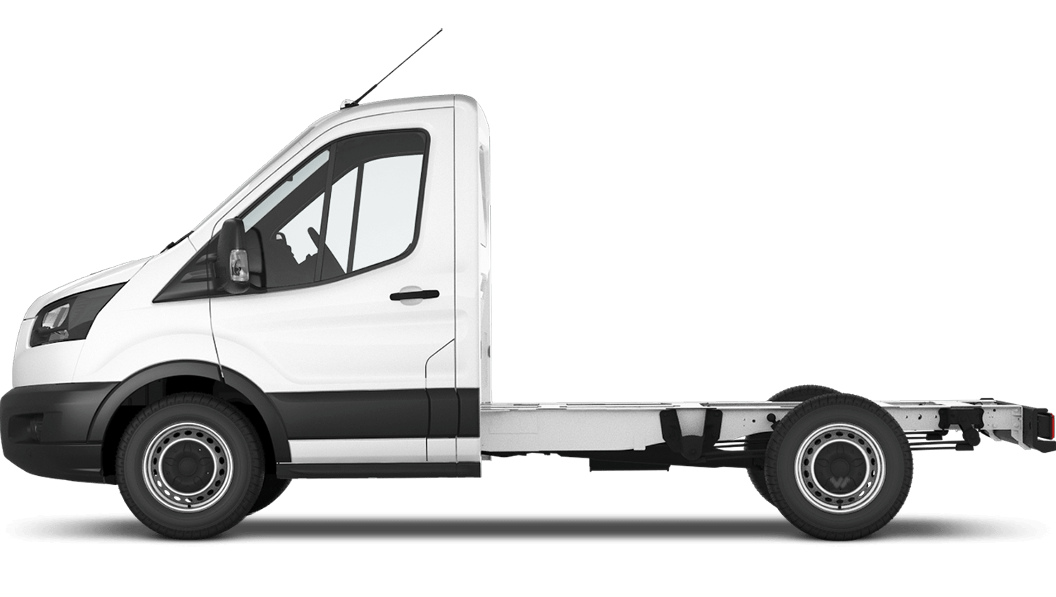 Ford Transit Chassis Cab New