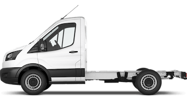 Transit Chassis Cab New