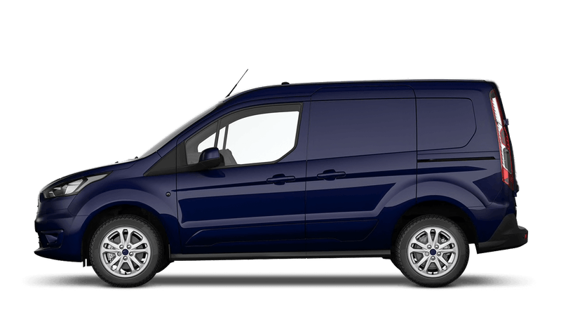 Blazer Blue (Solid) Ford Transit Connect