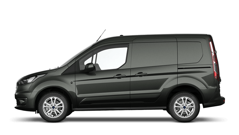 Guard (Metallic) Ford Transit Connect