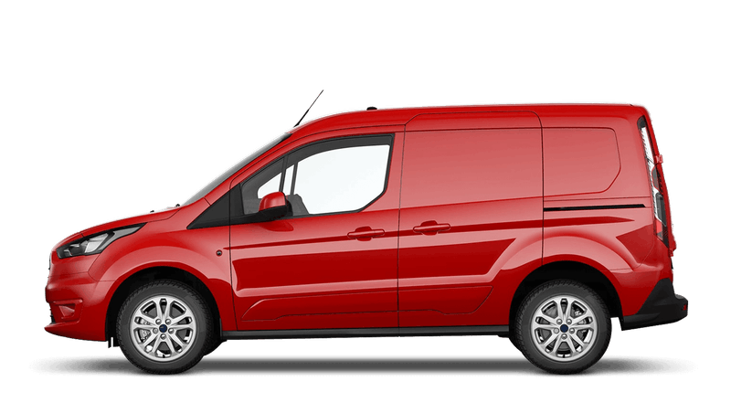 Race Red (Solid) Ford Transit Connect