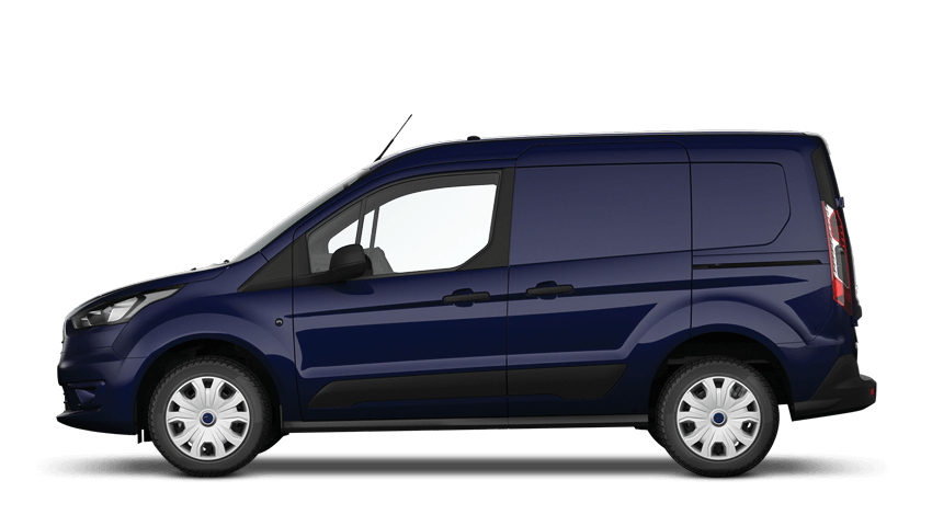 Blazer Blue Ford Transit Connect