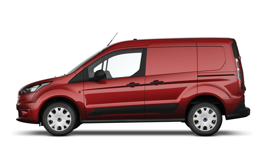 Kapoor Red Ford Transit Connect