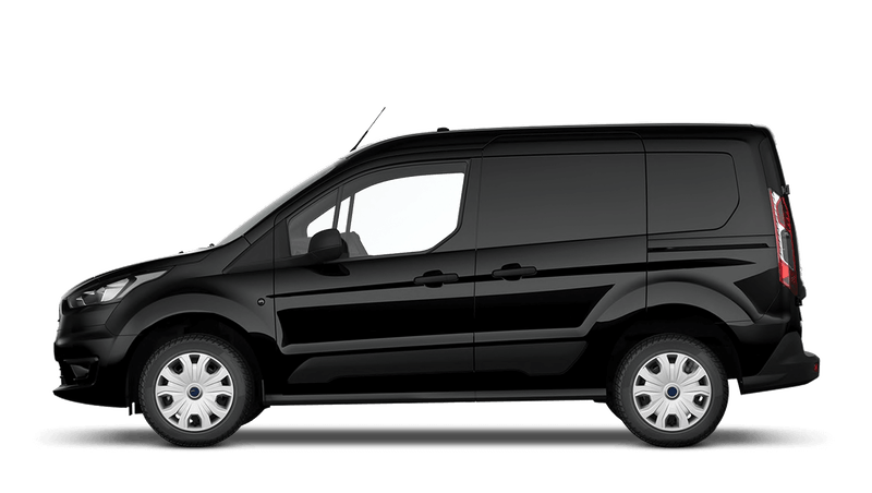 Shadow Black (Mica) Ford Transit Connect