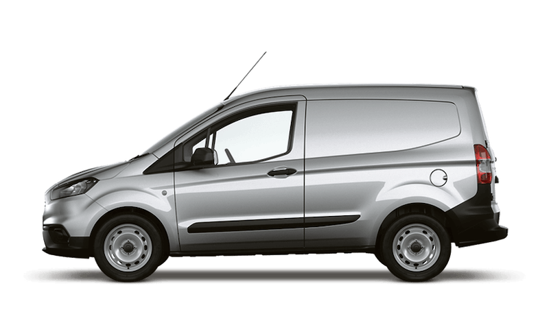 Ford Transit Courier New Base