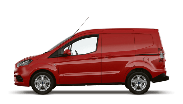 Brand New Ford Transit Courier Limited Offer