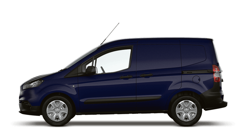Blazer Blue (Solid) New Ford Transit Courier