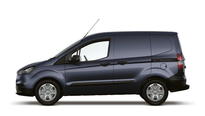 Metal Blue (Metallic) New Ford Transit Courier