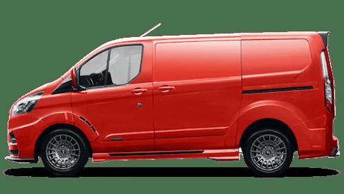 New Ford Transit Custom MS-RT