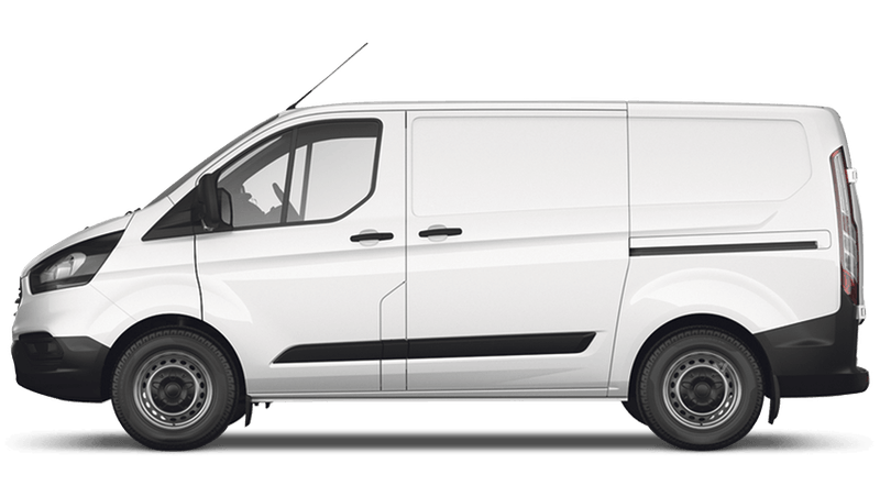Ford Transit Custom New Entry