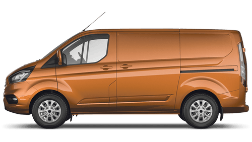 ford Transit Custom New Limited Offer