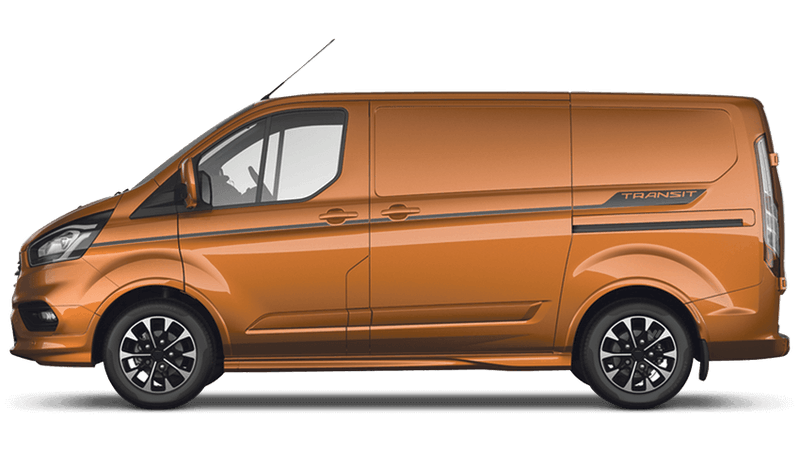 Ford Transit Custom New Sport