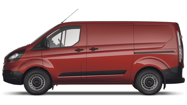 Ford Transit Custom PHEV Leader