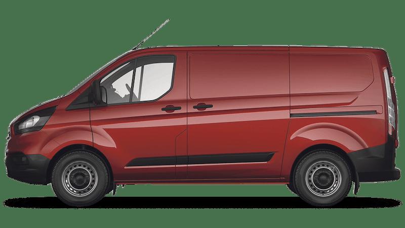 Ford Transit Custom PHEV Leader