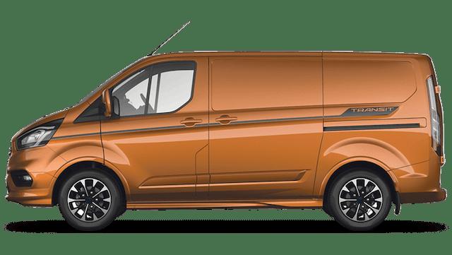 Brand New Ford Transit Custom Sport Offer