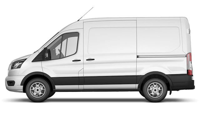 Brand New Ford Transit Limited Offer
