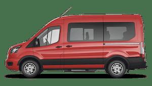 2.0L 460 L4 H3 Limited 170PS RWD DRW 18-seat Minibus