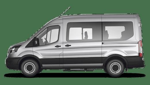 Ford Transit Minibus Brochure