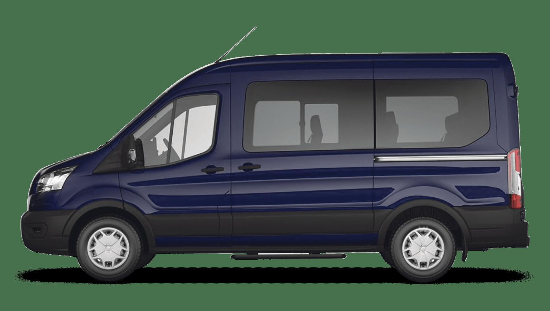 Blazer Blue (Solid) Ford Transit MINIbus