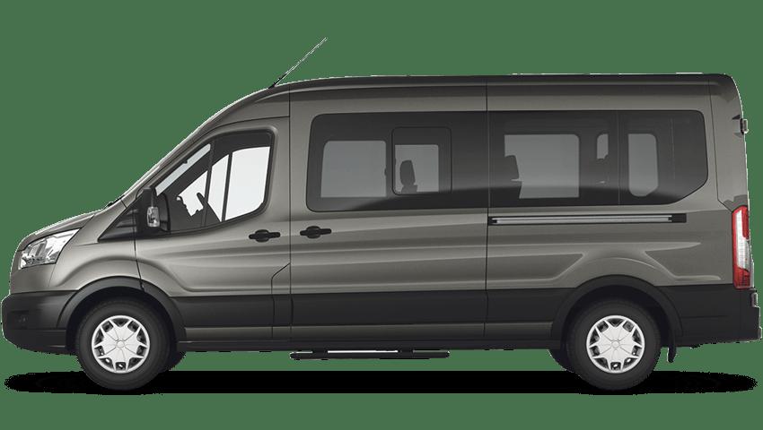 Lunar Sky (Metallic) Ford Transit MINIbus