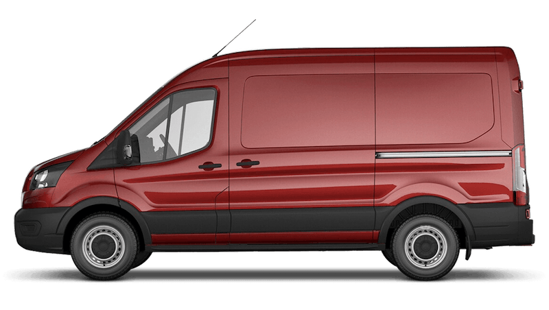 Ford Transit New Leader