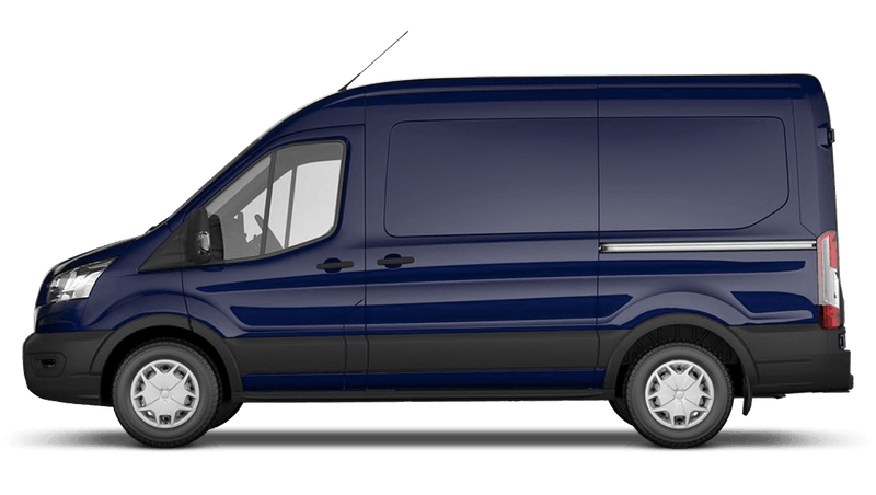 Blazer Blue (Solid) Ford Transit