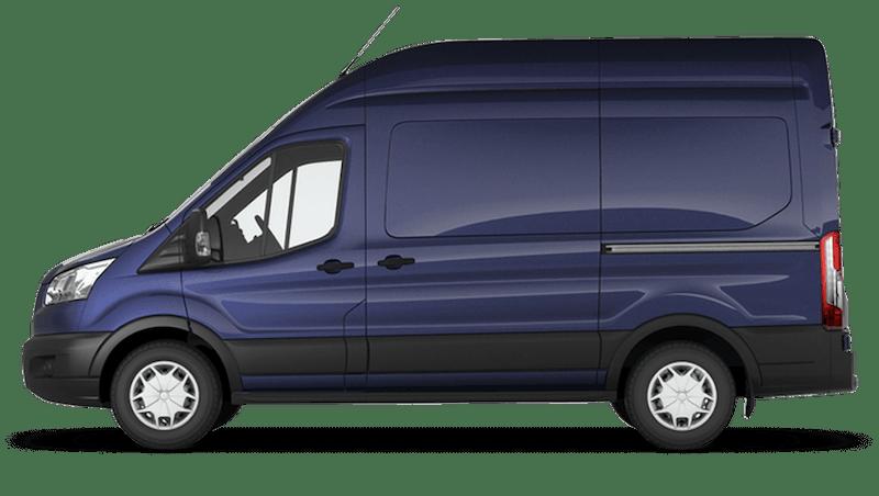 Stratosphere (Metallic) Ford Transit