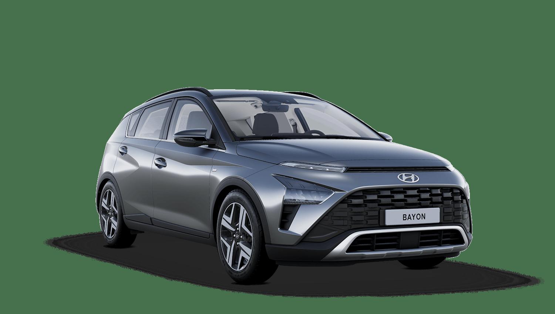 Aurora Grey Hyundai Bayon