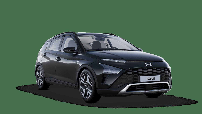 Phantom Black Hyundai Bayon