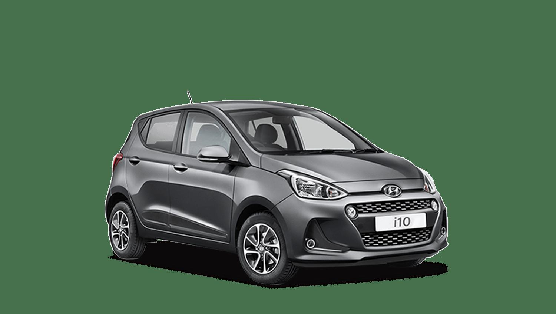 Stardust Grey Hyundai i10