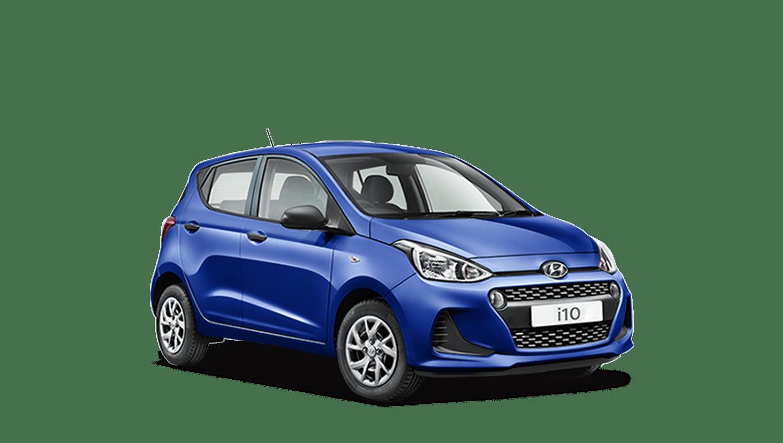 Champion Blue Hyundai I10