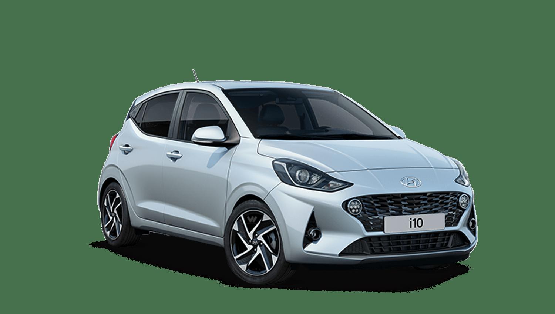Slate Blue Hyundai I10 New
