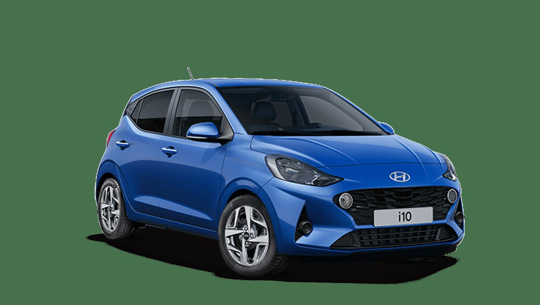 Champion Blue Hyundai I10 New