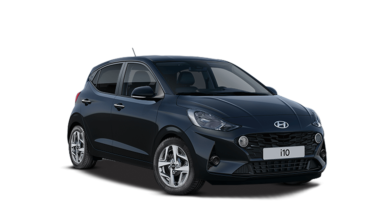 Phantom Black Hyundai I10 New