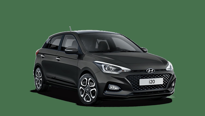 Phantom Black Hyundai i20