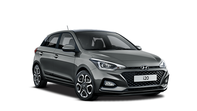 Stardust Grey Hyundai I20