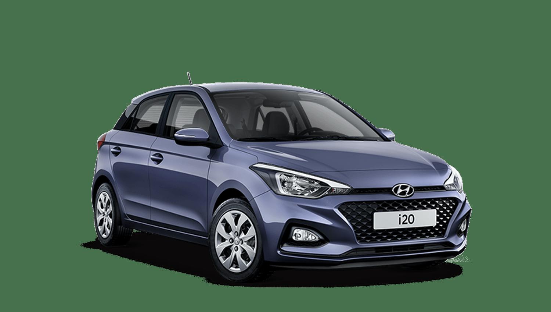 Aqua Sparkling Hyundai i20