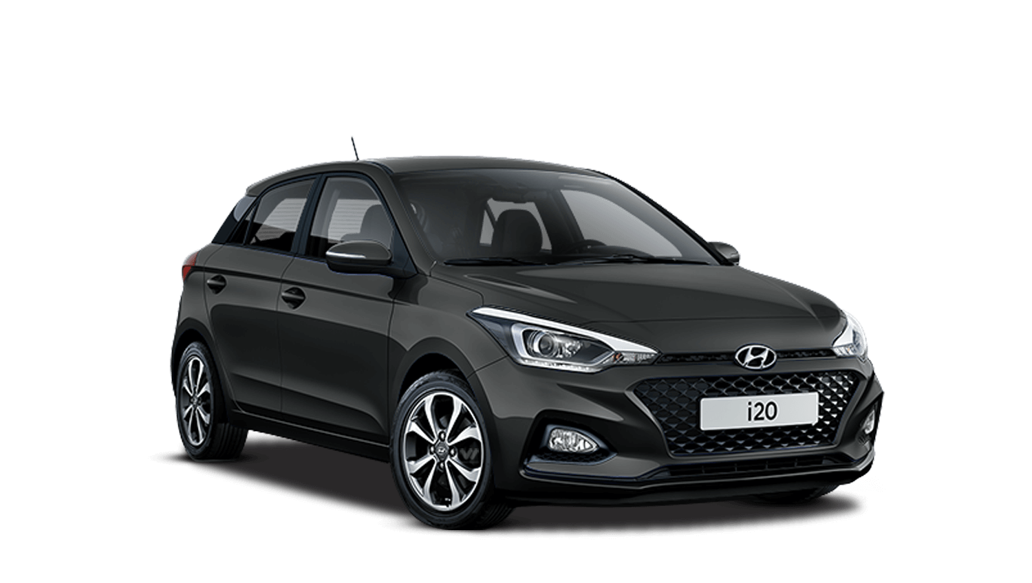 Phantom Black Hyundai i20