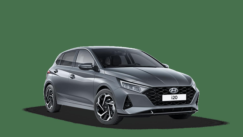 Aurora Grey Hyundai I20 New
