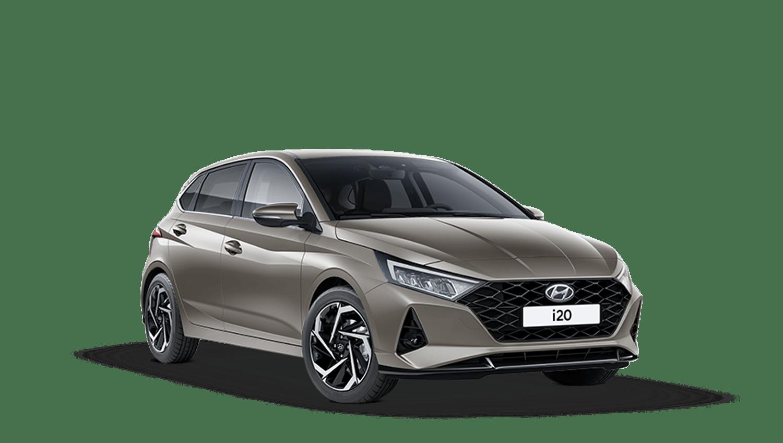 Brass Hyundai I20 New