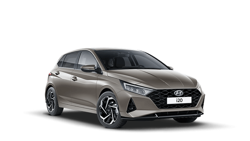 Brass All-new Hyundai i20