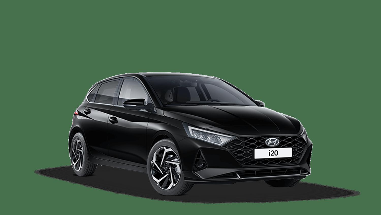 Phantom Black Hyundai I20 New