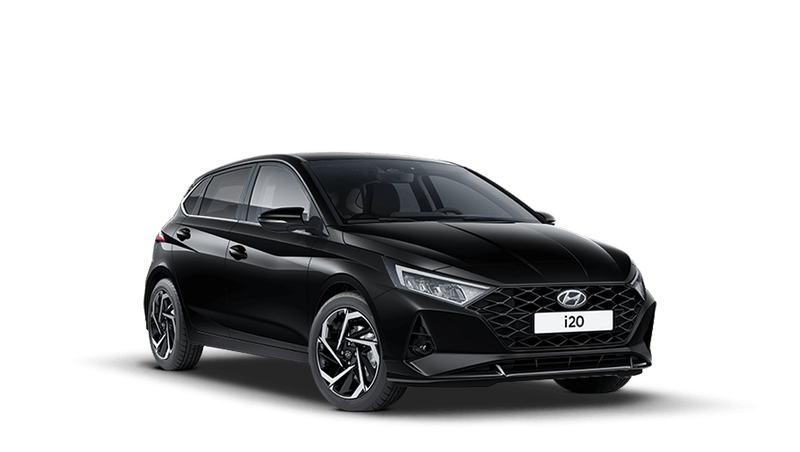 Phantom Black All-new Hyundai i20