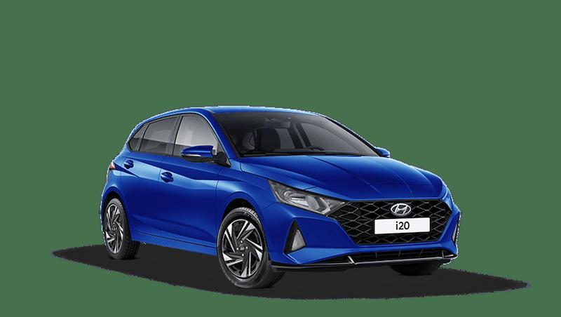 Hyundai i20 new SE Connect